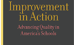 New Book: 'Improvement in Action' spotlights work of Kyle Moyer, Director of Continuous Improvement, at Summit Public Schools