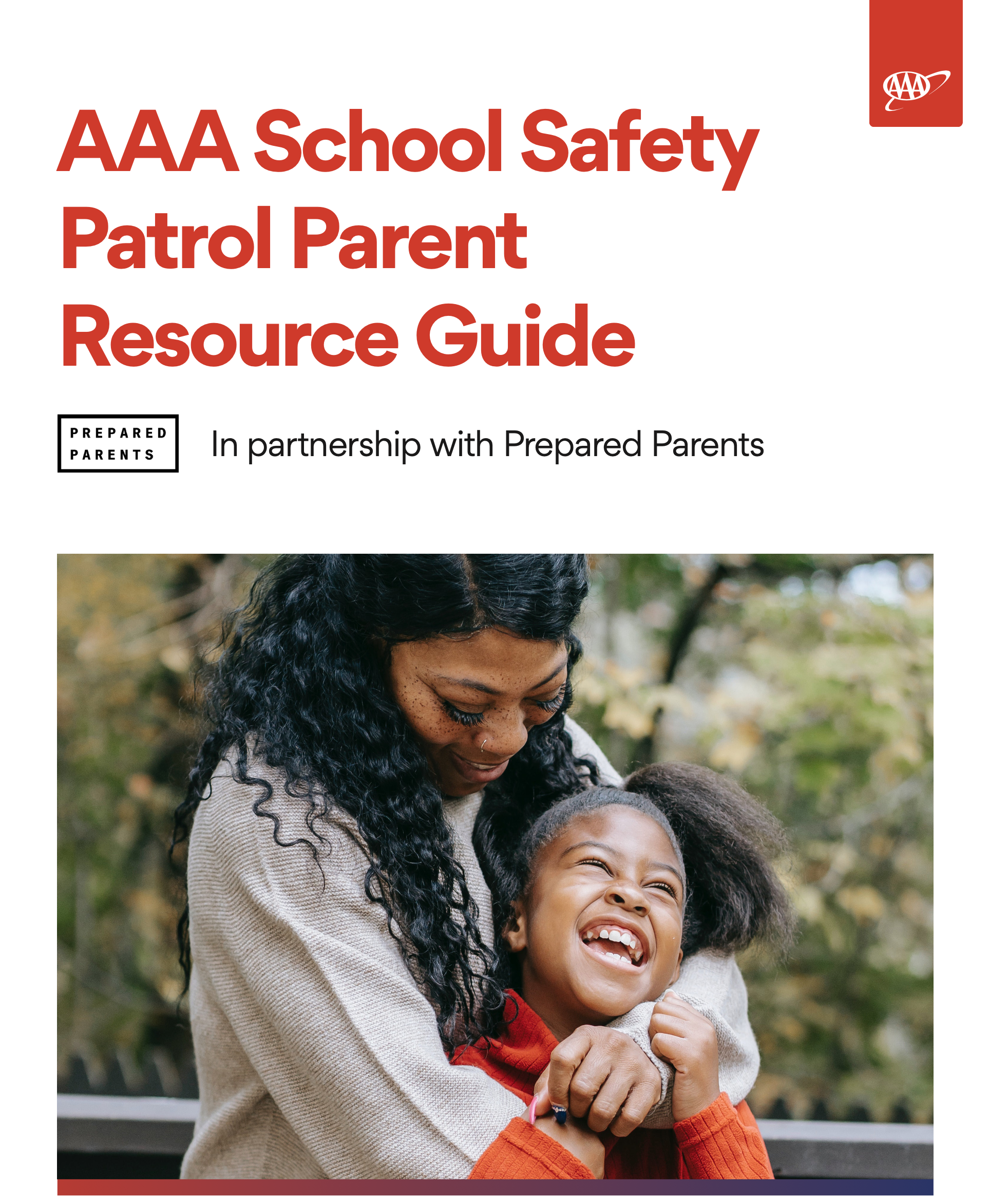 Prepared Parents Collaborates with AAA to Create School Safety Patrol Parent Guide
